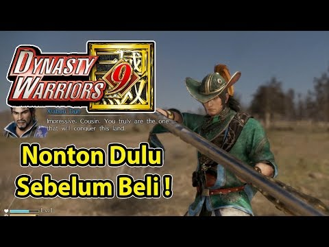 Dynasty Warriors 9 First Gameplay! (Dynasty Warriors 9 Indonesia)