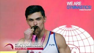 2018 Artistic Worlds – Artur Dalaloyan (RUS), new world champion – We are Gymnastics !