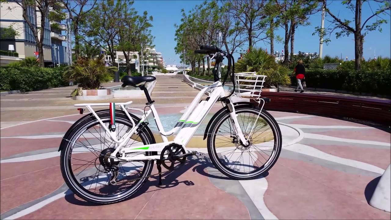 Armony Cortina Bici Elettrica E Bike