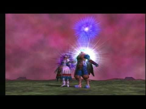 Baten Kaitos Eternal Wings and the Lost Ocean Ending Part 1