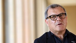 Martin Sorrell: 'Brexit' Would Be a 'Black Hole' for U.K.