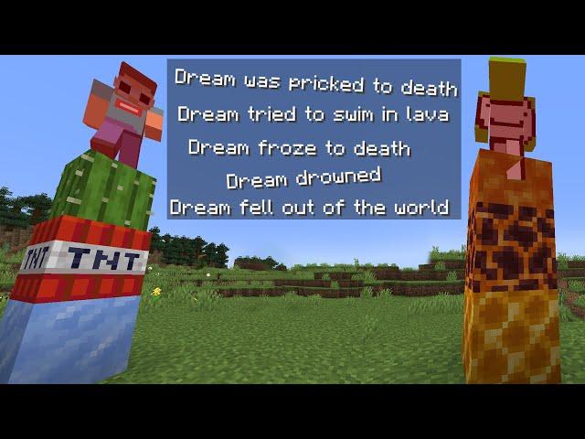 Minecraft Death Shuffle...