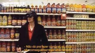 Cooking | Michael Jackson Supermercardo Legendado HD