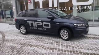 Fiat Tipo Station Wagon 2017 Videos