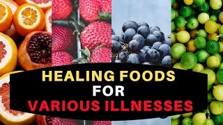 Nutrition Stream - Learning About Healing Foods for Various Illnesses