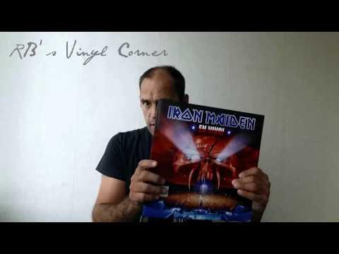 RB's Vinyl Corner - Vinyl Highlight Episode 1: Iron Maiden - En Vivo (2012)