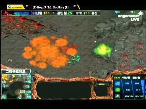 SPL BoguS vs Soulkey 2011-12-07