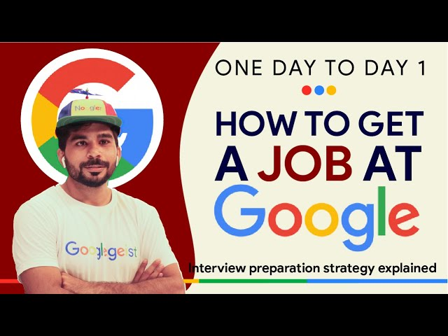My Google Interview Experience and Preparation Strategy - Offer Accepted!!!