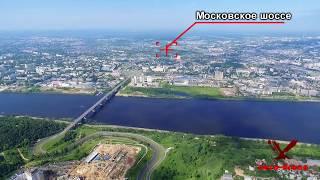 Нижний Новгород интересные места