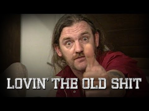 Lemmy MOTÖRHEAD  1995  LOVIN' THE OLD SHIT