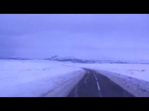 Driving in the Snow.flv