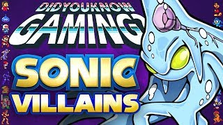 Sonic Villains - Did You Know Gaming Feat. Remix (Sonic the Hedgehog)