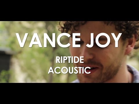 Vance Joy - Riptide - Acoustic [Live in Paris]