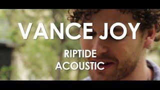 Repeat youtube video Vance Joy - Riptide - Acoustic [Live in Paris]
