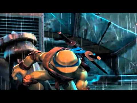 TMNT- What I've Done