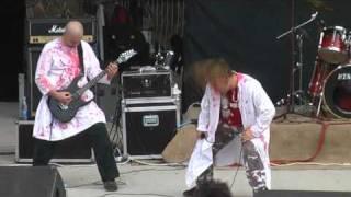 Epitome - Incubator [Live @ UzhGoreRot 2010]