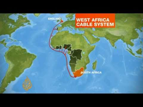 New cable to boost internet access in Africa