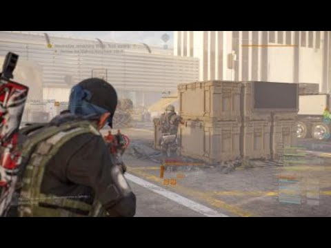 Repeat The Division® 2 - Raid - Razorback by Sentorial