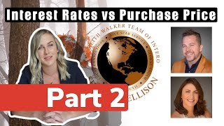 Mortgage Rates and Home Purchase Price Pt 2