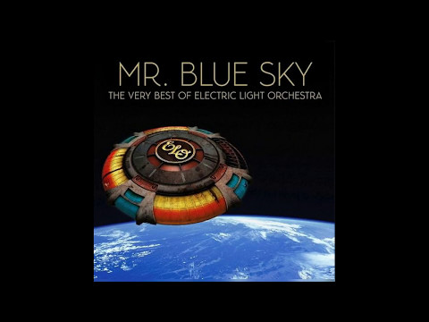Mr. Blue Sky - Electric Light Orchestra Lyrics Karaoke HD