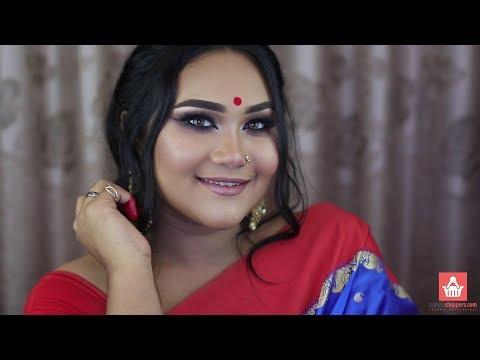 bold-and-beautiful-durga-puja-makeup-tutorial-2018