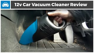 12v In-Car Vacuum Cleaner From MicksGarage.com