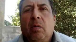 Vecinos de barrio Santa Rosa reclaman que se reparen desagües