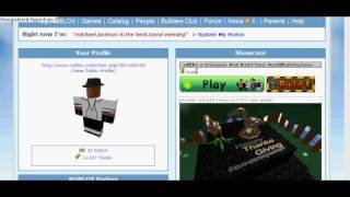 How to get 100,000 vistits on roblox