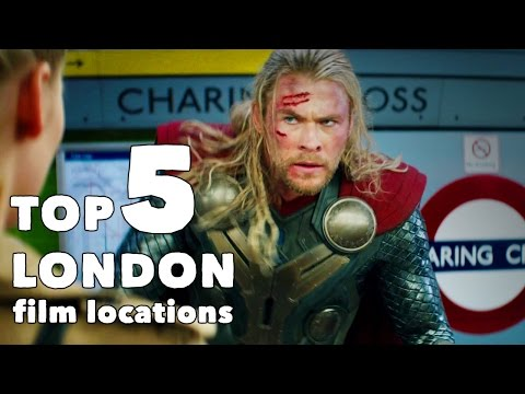 Top 5 London Film Locations