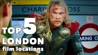 Top 5 London Film Locations