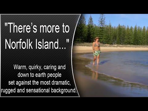 "Norfolk Island - Australia - ""There's more to Norfolk Island..."""