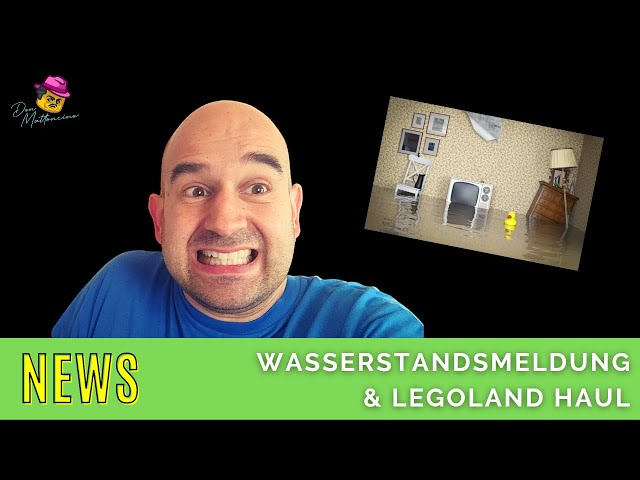 Wasserstandsmeldung & Legoland Haul | Neues vom Don