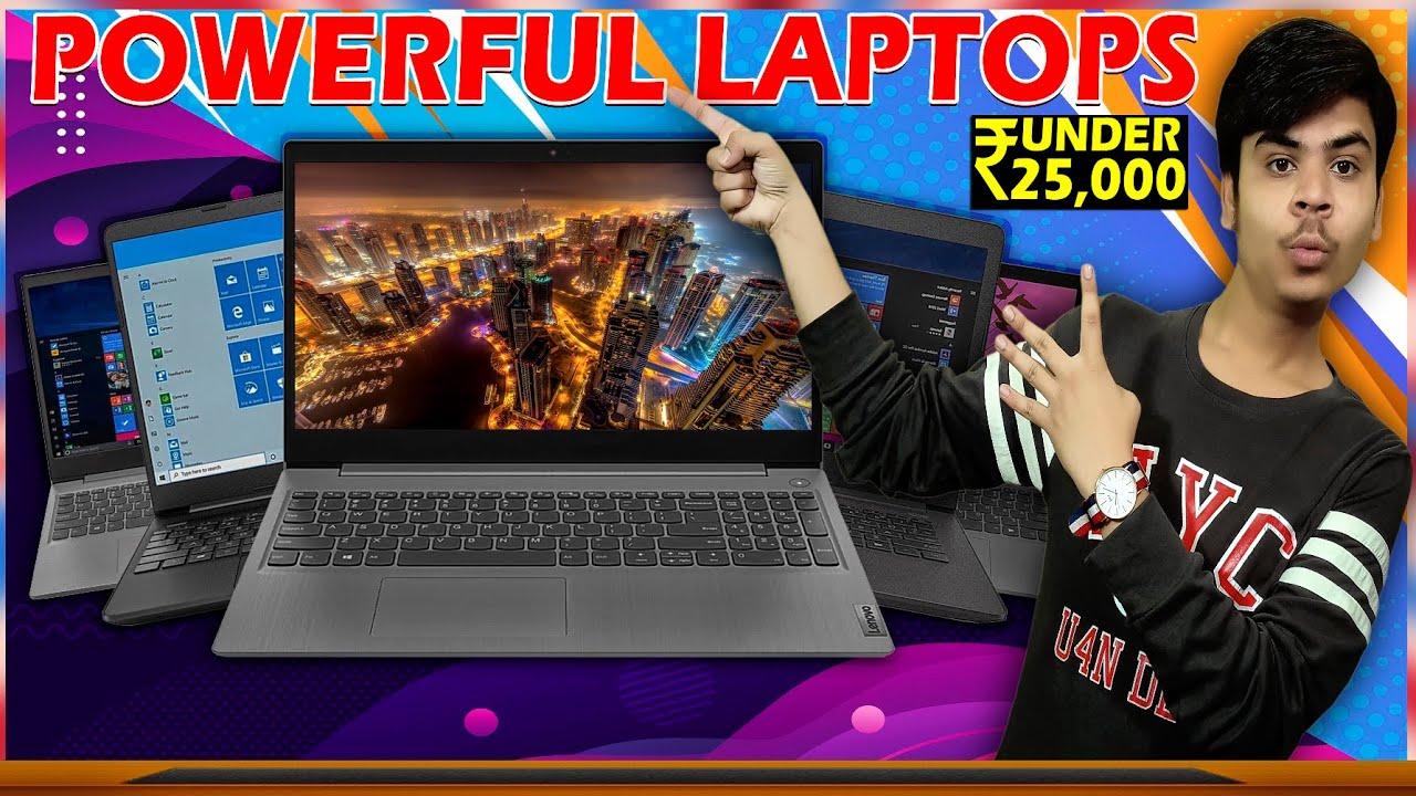 Top 5 Best Laptops Under 25000 April 2021 | Gaming Laptop Under 25000 | Powerful Laptops Under 25000