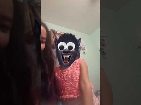 Paw Ku scary face