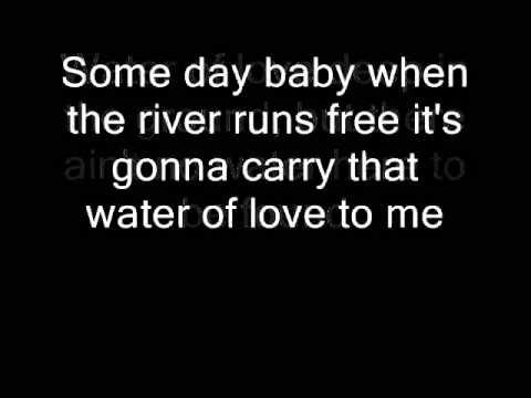 Dire Straits - Water of Love (Lyrics)