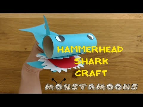 Hammerhead Shark Art Projects