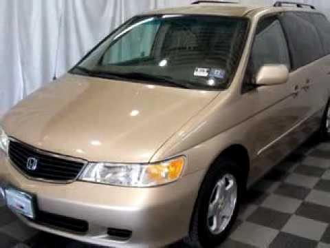 2001 Honda Odyssey EX Dch Academy Honda Old Bridge, NJ 08857