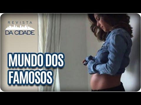 Ana Hickmann, Carol Nakamura e Yanna Lavigne - Revista da Cidade (15/03/2017)