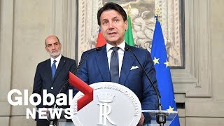 Matteo Salvini sidelined, Giuseppe Conte forms new coalition in Italy