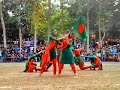 Hridoye Amar Bangladesh  dance by chachua girls high school 2018