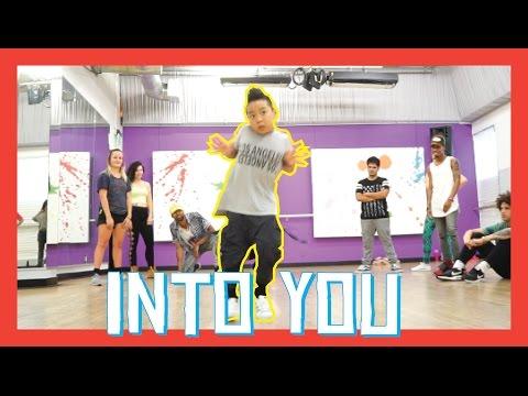 INTO YOU – Ariana Grande (JAYBeatz Remix)  | Aidan Prince | Michele Soulchild Choreography