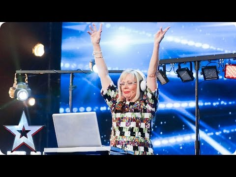 Expect the unexpected! Dizzy Twilight drops the beat | Auditions Week 4 | Britain's Got Talent 2017