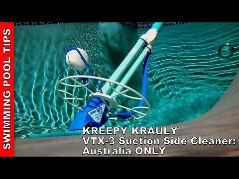 Kreepy Krauly VTX-3 Australia Market ONLY - Review