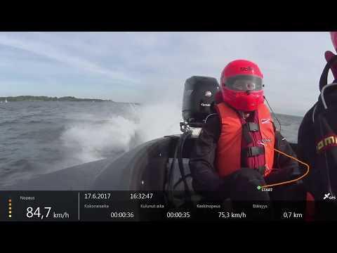 Hernesaari Offshore Race 2017