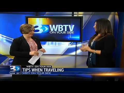 Nada's Italy Small Group Tours on the News