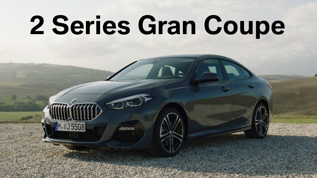2020 BMW 2 Series Gran Coupe - Better than Mercedes-CLA ...