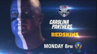 WSOC-TV PANTHERS/REDSKINS MONDAY NIGHT FOOTBALL PROMO