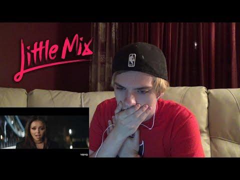 Little Mix  Secret Love Song MV REACTION
