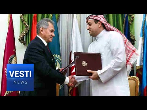 Russian General Shoigu Makes Historic Arms Deal With Qatar and Philippines