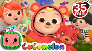 Halloween Costumes For Kids + More Nursery Rhymes & Kids Songs  CoComelon